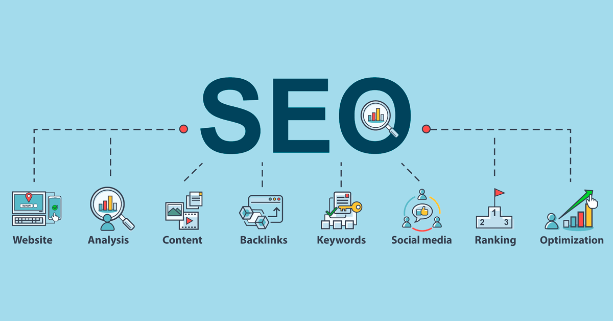 Dasar-Dasar SEO (Search Engine Optimization)